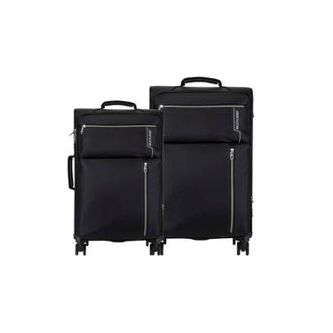 Imagem de Conjunto De Malas Multilaser Travel Bags 4 Rodas Preto -bo421