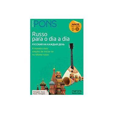 Russo para o Dia a Dia - Idiomas Pons - 9788561635381