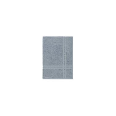 Imagem de Tapete de Banheiro Karsten Metropole 45 x 65cm Azul Allure