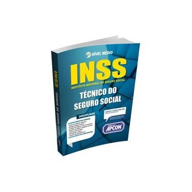 Imagem de Apostila INSS 2020 - Técnico do Seguro Social