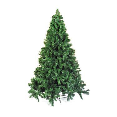 Árvore De Natal Córdoba Verde - 1341 Hastes 210 Cm