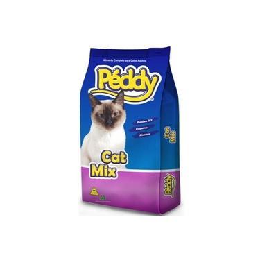 Ração Para Gato Peddy Gato Mix 25kg