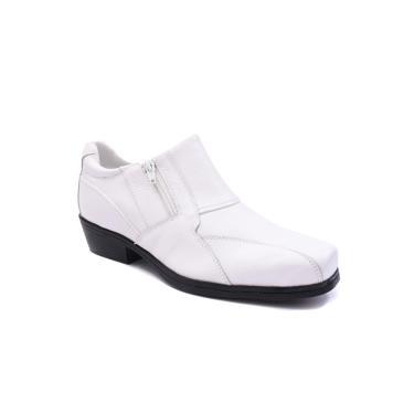 Sapato Social Gasparini 33827 Branco