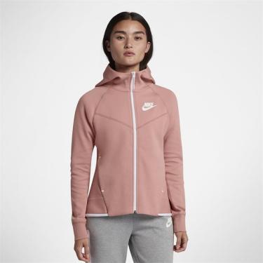 Jaqueta Nike Sportswear Tech Fleece Feminina bde51b8972b90