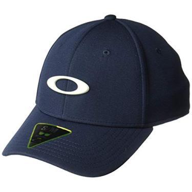 Boné Oakley Tican Cap Fathom Cor:Azul;Tamanho: L/Xl