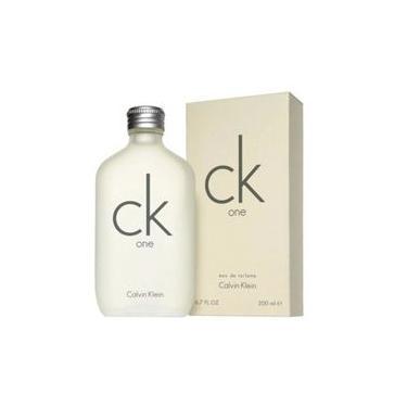 Perfume Calvin Klein Ck One 200ml Edt