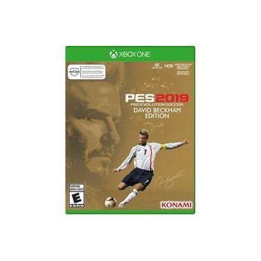 Jogo Pro Evolution Soccer 2019 David Beckham Edition - Xbox One