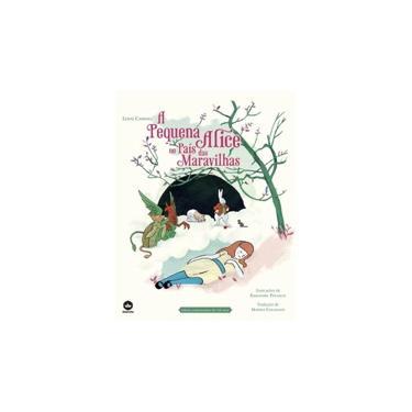 A Pequena Alice No País Das Maravilhas - Carroll, Lewis - 9788501070364