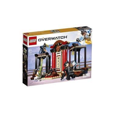 Lego Overwatch Hanzo e Genji 75971
