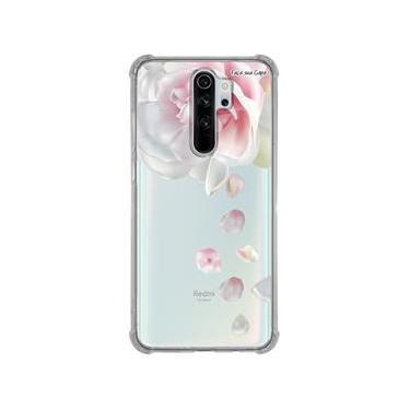 Capa Personalizada Xiaomi Redmi Note 8 Pro - Floral - FL29