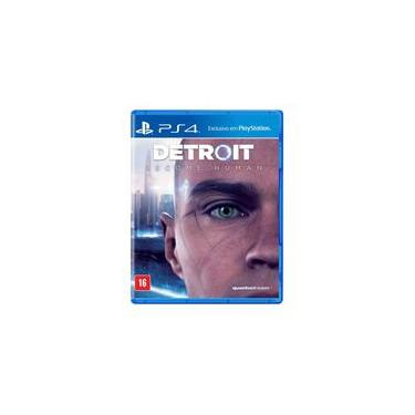 Jogo Game Detroit Ps4 - Sony