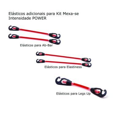 Elástico Adicional Kit Mexa-Se Power - Cepall