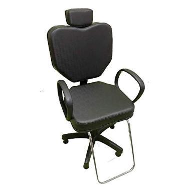 Imagem de Cadeira para salão cabeleireiro Poltrona salão de beleza
