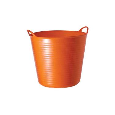 Mini Cesto Flexível Multiuso 300 ml Laranja Tubtrugs Flexible