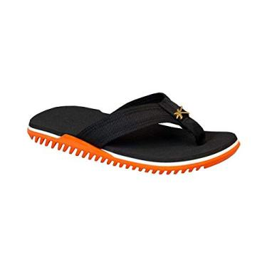 Chinelo Kenner Nk6 Highlight HGE Masculino - Laranja - 40
