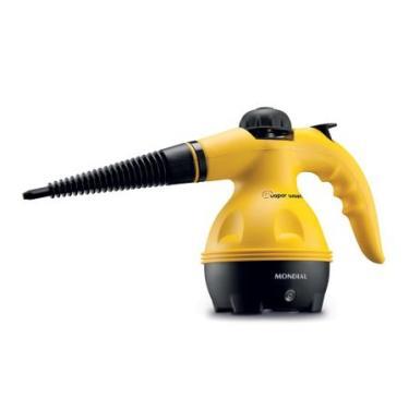 Imagem de Higienizador a Vapor Mondial Wash HG-01 Amarelo 110V