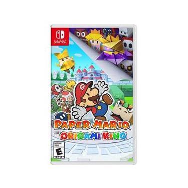 Nintendo Switch Paper Mario: Origami King Video Game