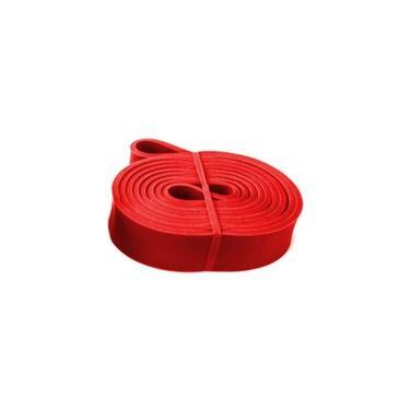 Kit 27 Uni Faixa Elastica Super Band Vermelho