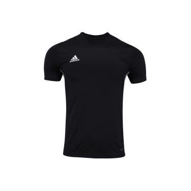 a0c695f2ad Camiseta adidas Core 18 - Masculina - PRETO adidas