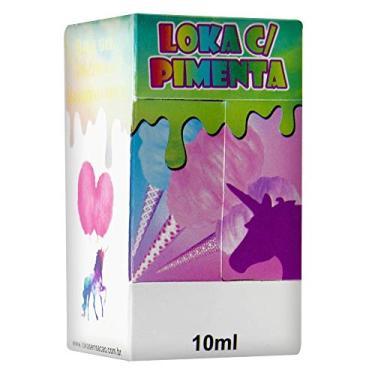 Imagem de LOKA COM PIMENTA GEL COMESTÍVEL 10ML ALGODÃO DOCE