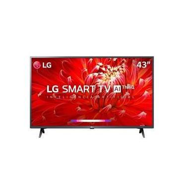 """Imagem de Smart TV LED 43"""" LG 43LM6370PSB, FHD, Wi-Fi, Bluetooth, com 1 USB, 2 HDMI, 60Hz"""