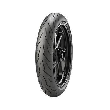 Pneu Cb 300 Fazer 250 Cb 250 110/70r17 54w Tl Diablo Rosso 3 Pirelli