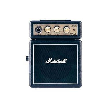 Mini Amplificador Guitarra Marshall Ms-2