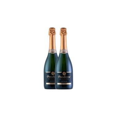 Espumante Aurora Procedências Branco Brut Pinot Noir 2x750ml
