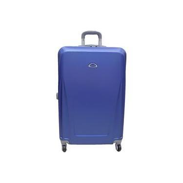 Mala Para Viagem Abs Azul Royal Tamanho Médio