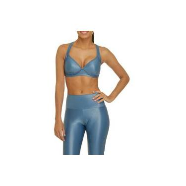 Top com Bojo Marcyn Push Up Cirre Active