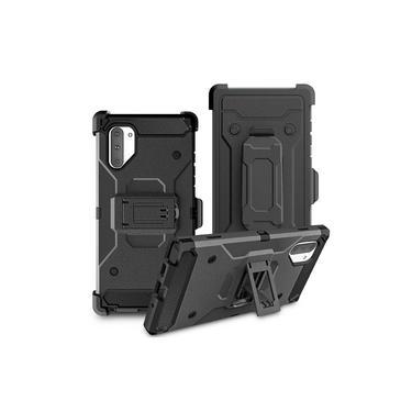 Capa Skudo Para Samsung Galaxy Note 10 (Tela 6.3) - Case Skudo Waist Pro Capinha Anti Impacto Cinto