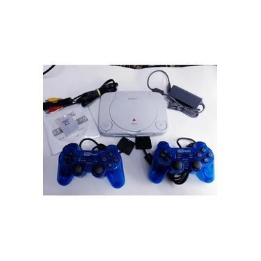 Playstation 1 Psone Ps1 Slim + Jogos