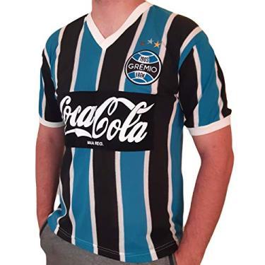 Camisa Grêmio Retrô Coca-cola 1989 Oficial Tamanho:G