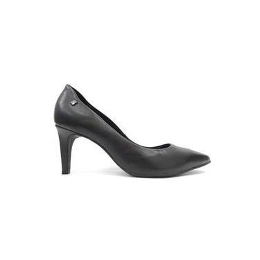 Sapato Scarpin De Couro 286902 - Bottero (20) - Preto