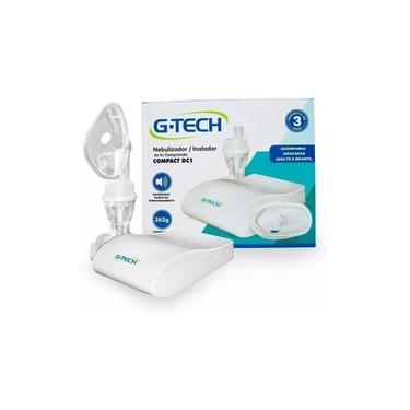 Imagem de Inalador E Nebulizador G-tech Compact Dc1 Adulto E Infantil