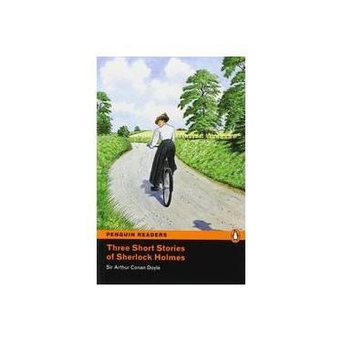 Short Stories Of Sherlock Holmes - Penguin Readers - Doyle, Arthur Conan - 9781408277980