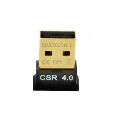 Mini Adaptador Bluetooth Usb Csr 4.0 Dongle Conector Pc
