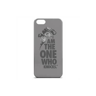 Capa Para Iphone 5c De Plástico - Breaking Bad | I Am The One Who Knocks