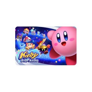 Gift Card Digital Kirby Star Allies para Nintendo Switch