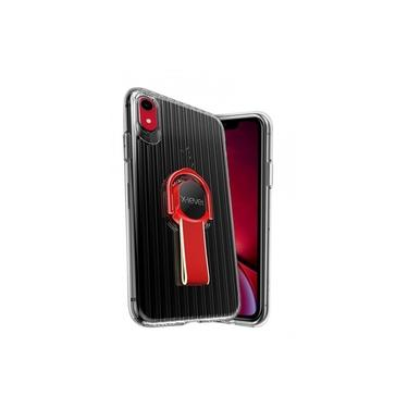 Capa Protetora X-Level Suitcase para Apple iPhone XR - Vermelho