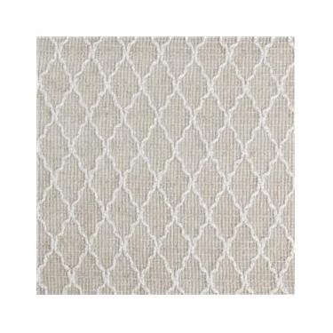 Tecido Para Cortina Linho Tuli Doha 52 Branco- Largura 1,40m DOH-52