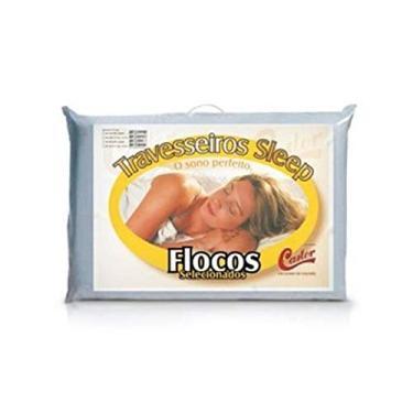 Imagem de Travesseiro Castor Sleep Flocos Selecionados 50x70x12cm