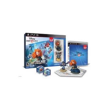 Disney Infinity Toy Box Bundle Pack 20 Edition  Cpi Ps3 Dis