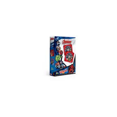 Imagem de Jogo De Memória - 24 Pares - Disney - Marvel - Os Vingadores - Toyster