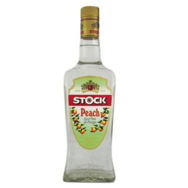 Licor Stock Pessego 720ml