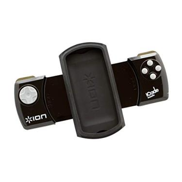 Joystick Para iPhone ou iPod Touch com Conexão Bluetooth, Ion, ICADE_MOBILE, Preto