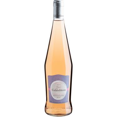 Vinho Rosé -  Les Calandières Terres du Midi Rosado 2019  - França Castel