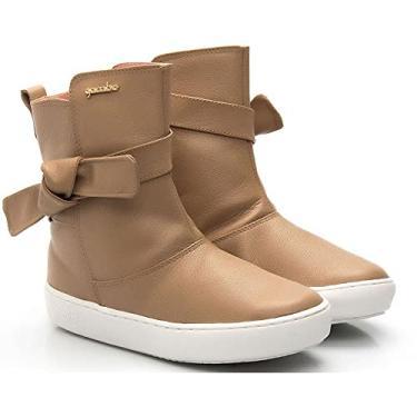Imagem de Bota Gambo Amêndoa Tamanho do calçado:25