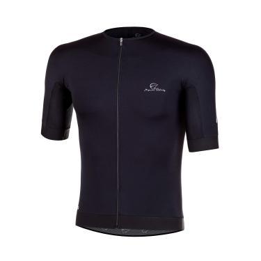Camisa Mc Tecno Black Masc Pto GG Mauro Ribeiro Sports