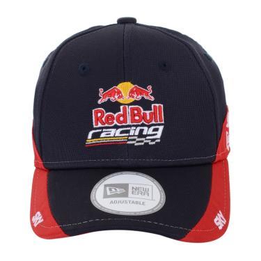 Boné Aba Curva Red Bull Racing Infantil BON021 New Era 742aa2612d5
